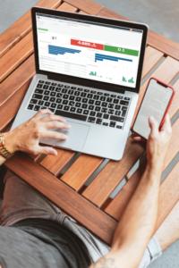 Diagnostics analysis on Laptop